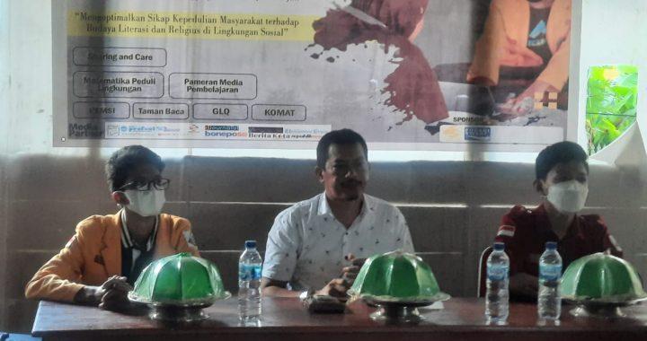 JADIKAN DUSUN JOLLE SEBAGAI LOKASI BINOM 2021, KETUA PANITIA: KURANGNYA PENGETAHUAN DAN LITERASI