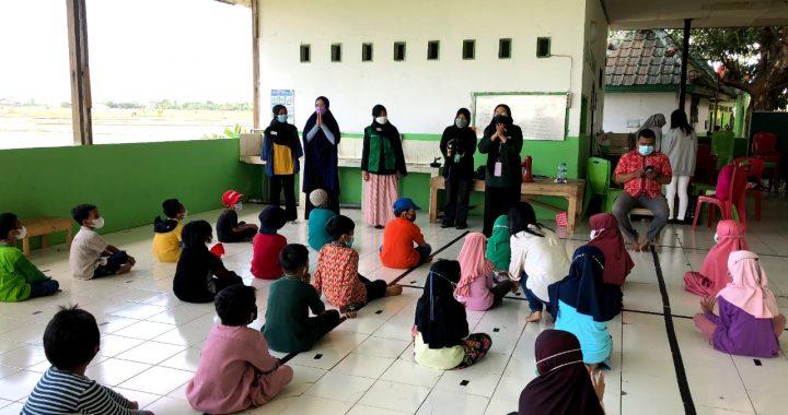 GREEN MAKERS BY MALLSAMPAH CEGAH KERUSAKAN LINGKUNGAN LEWAT GOES TO SCHOOL